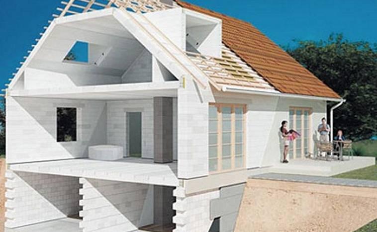 С чего начать строительство дома своими руками: выбор материала и вида фундамента