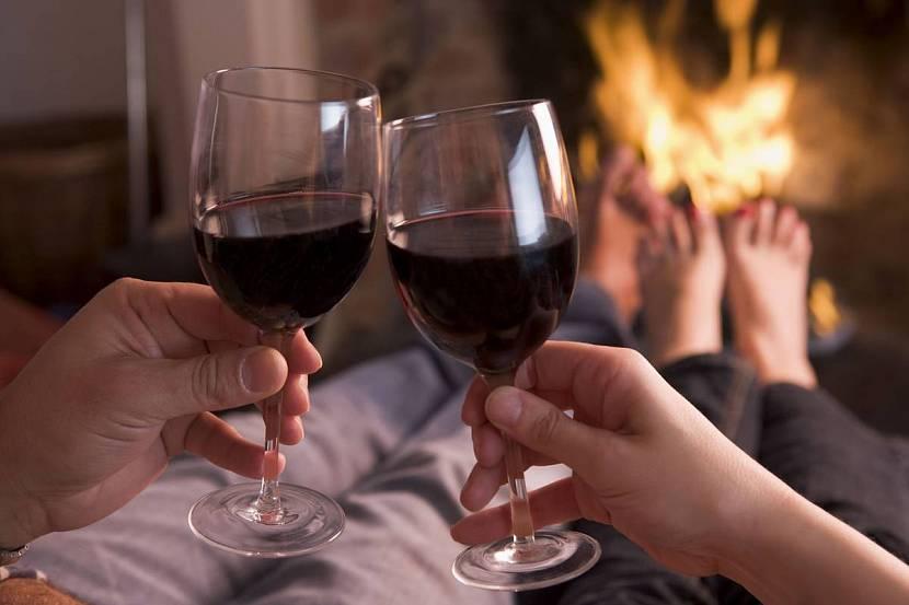 Вино и романтика