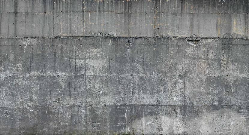 Образование солей на бетонных поверхностях