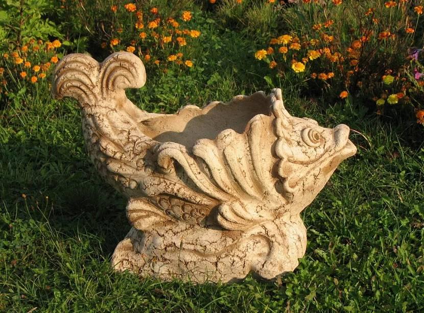 Декоративные садовые скульптуры