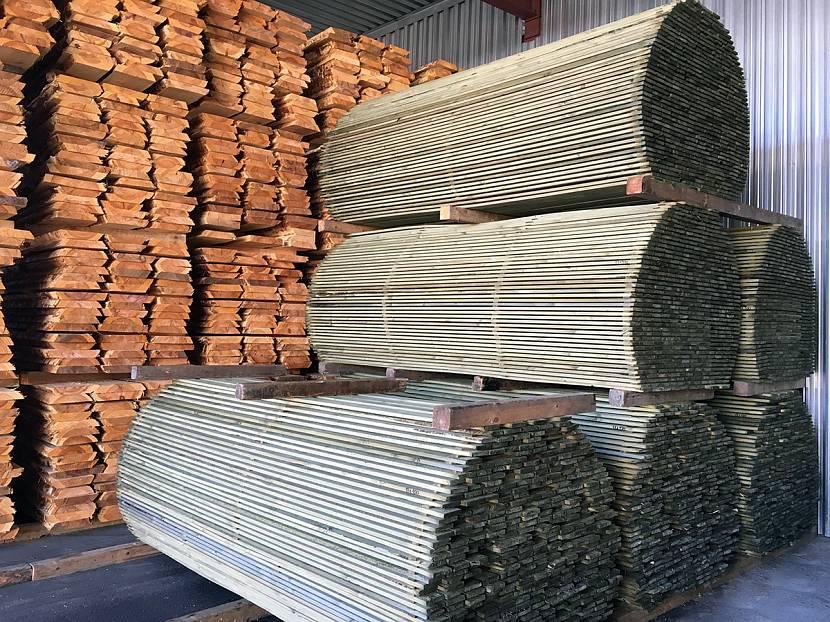 Развитие деревянного домостроения