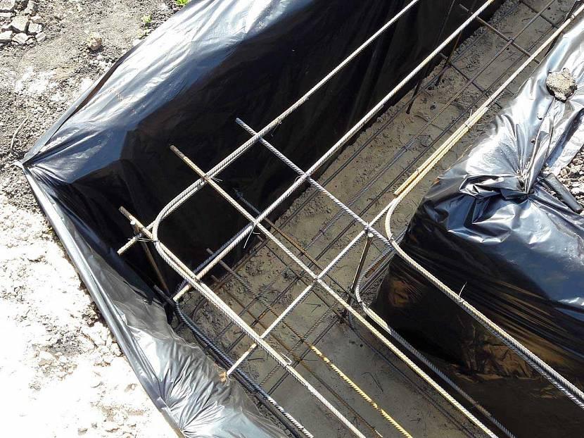 Необходимый объем бетона равен внутреннему объёму опалубки