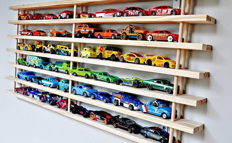 Полезные идеи для организации хранения игрушек