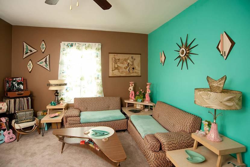 Детская комната в стиле тиффани