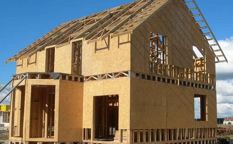 Преимущества современных каркасных домов