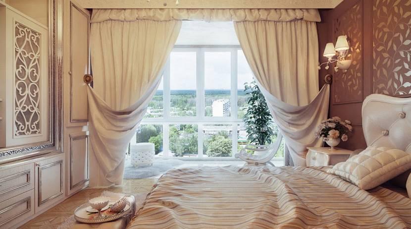 Красивые шторы без узоров