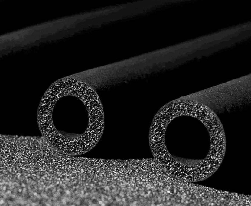 Трубный утеплитель из вспененного каучука