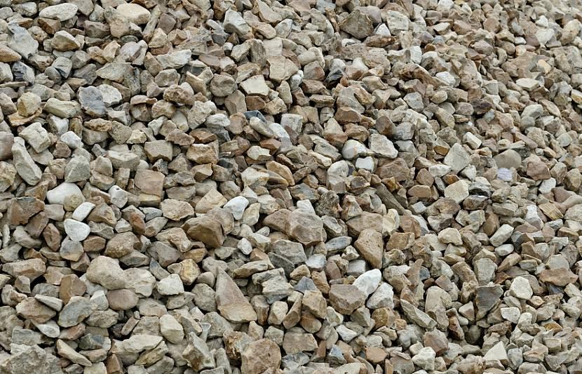 смесь минералов