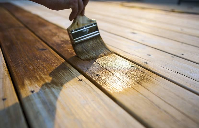 Влагозащитная пропитка для древесины