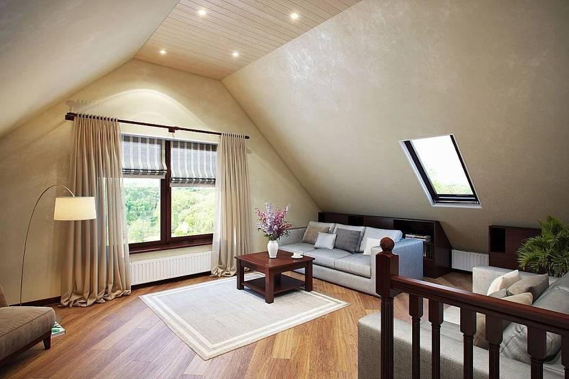 Трапециевидная форма комнаты