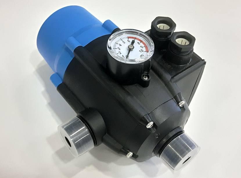 Блок автоматики для подачи воды