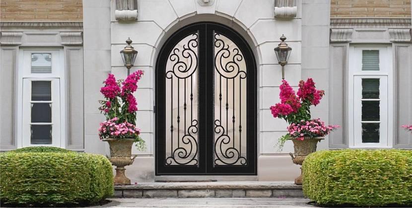 наружные двери для частного дома