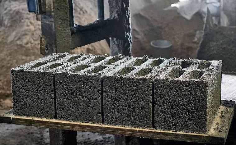 Керамзитобетон характеристики теплопроводность бетон теряет