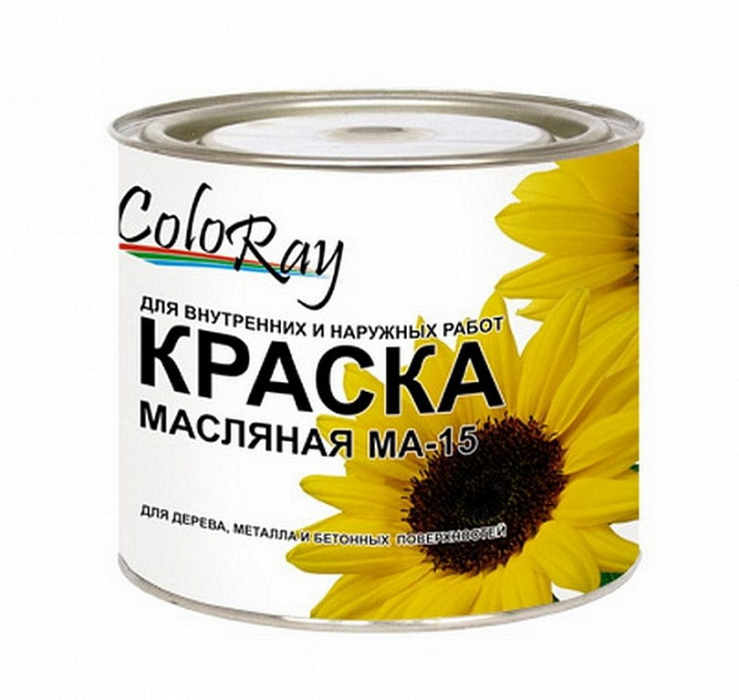 Масляная краска