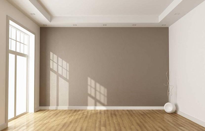 Идеальная геометрия стен после выравнивания гипсокартоном