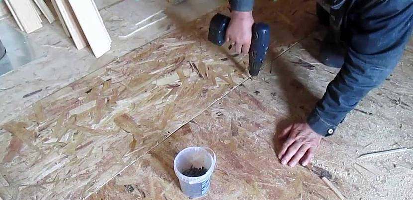 Шаг между саморезами по краю плит не более 15-20 см
