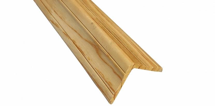 Декоративный элемент из дерева