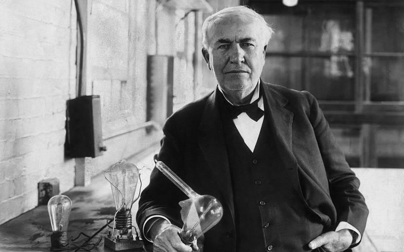 Томас Алва Эдисон (1847-1931)