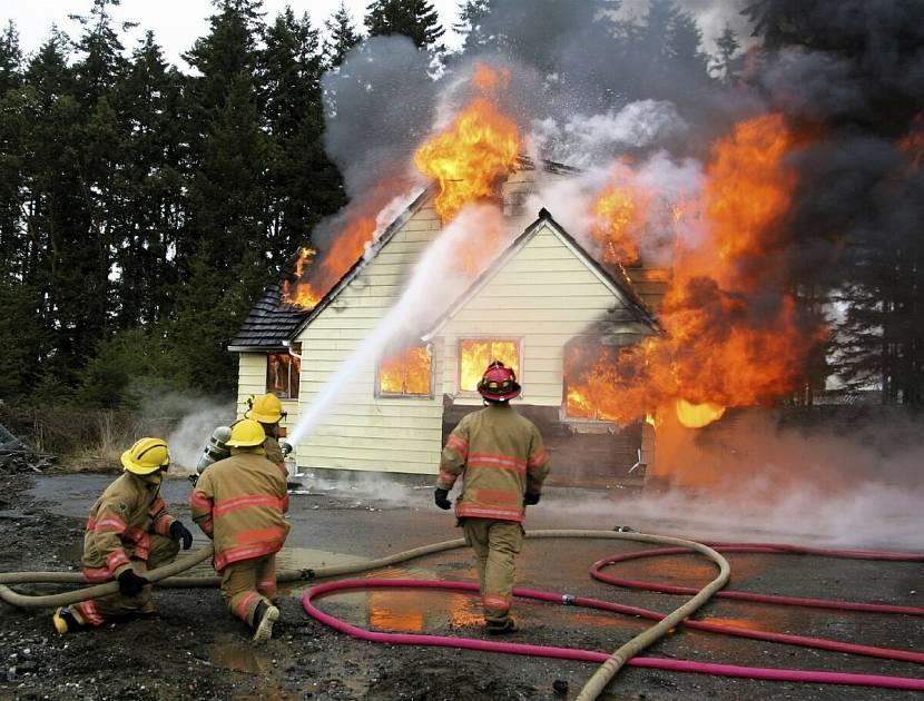 Последствия пренебрежения противопожарной безопасностью