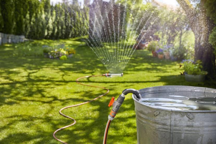 Правильная заготовка воды для орошения участка