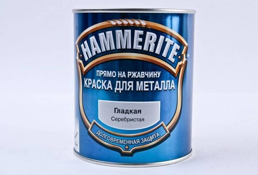 Краска по ржавчине HAMMERIT