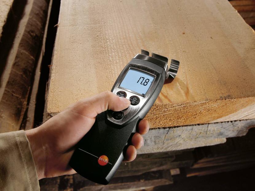 Влагомер для древесины