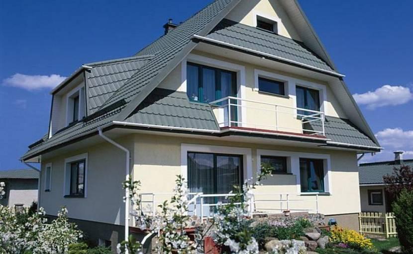 крыша массандра на частный дом фото