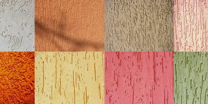 Разнообразная цветовая палитра короеда