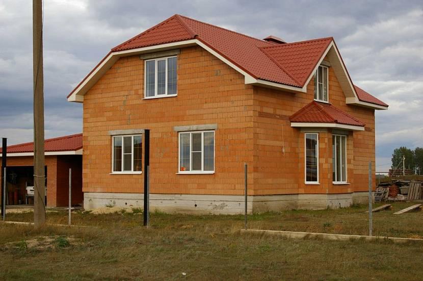 Проекты домов из керамических блоков