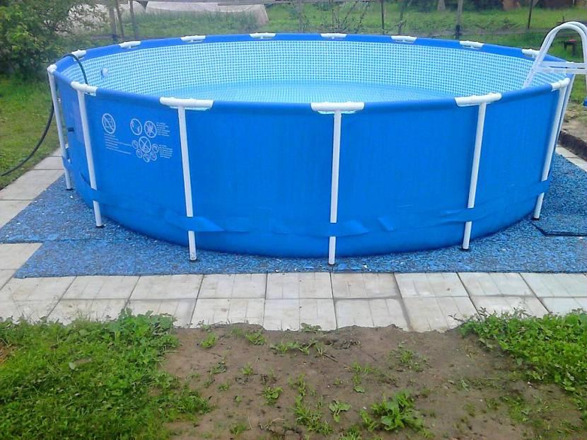 купить бассейн