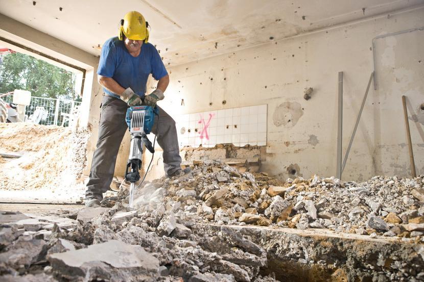 Снос стены при перепланировке в доме