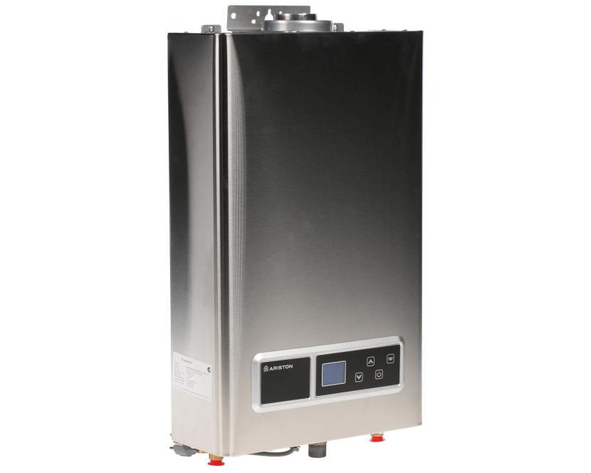 Газовый нагреватель воды автоматического типа