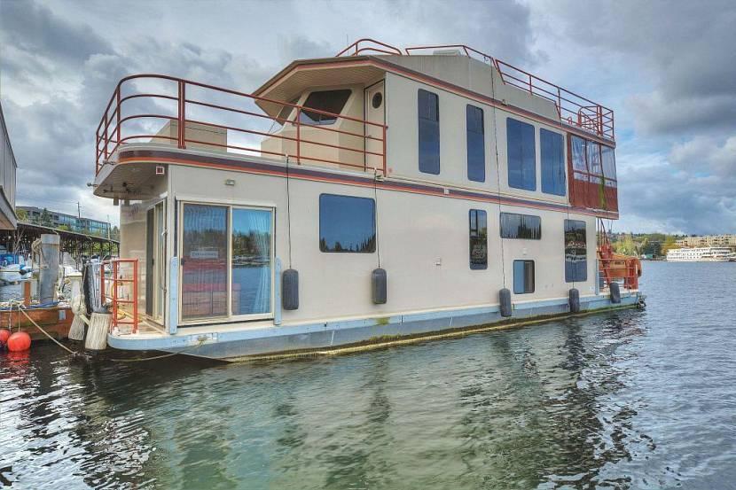 Дом-корабль для большой семьи