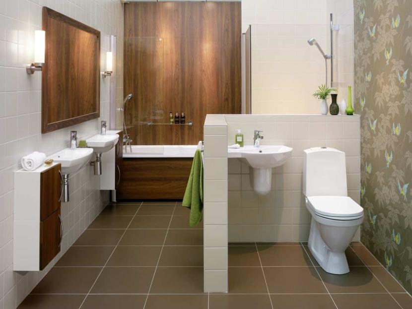 Рациональное использование каждого метра санитарного узла