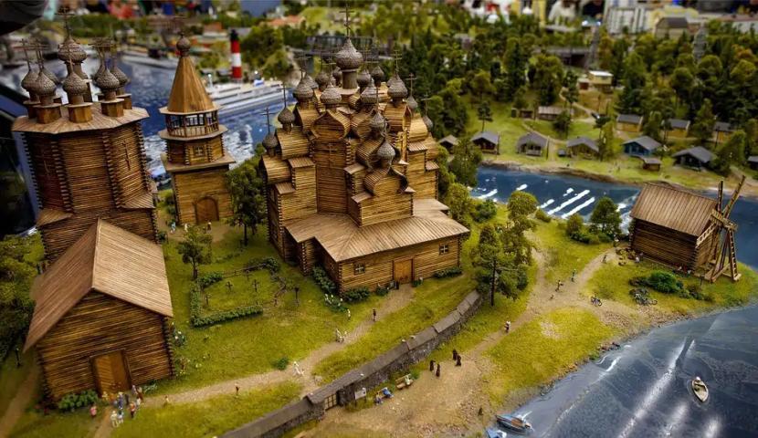 Остров Кижи – один из туристических центров Карелии