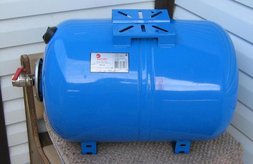 Гидроаккумулятор закрытого типа