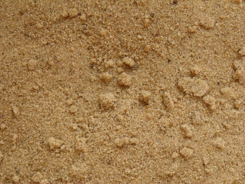 Карьерный песок для кирпича