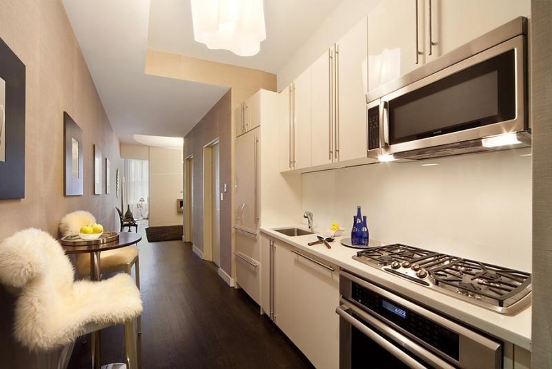 отделка кухни в частном доме