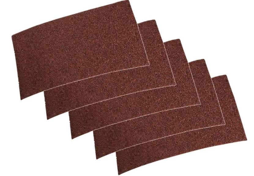 Листы наждачной бумаги