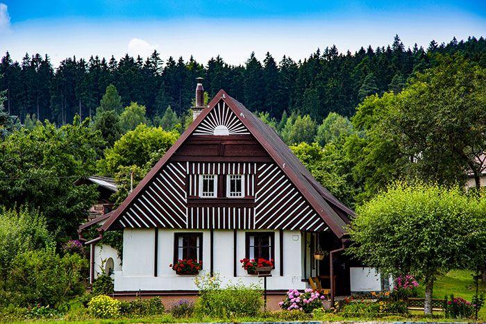 Строительство дачных домов и коттеджей