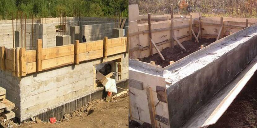 Более вязкий бетон застывает значительно быстрее