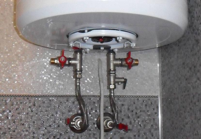 Таким образом проверяется водонагреватель
