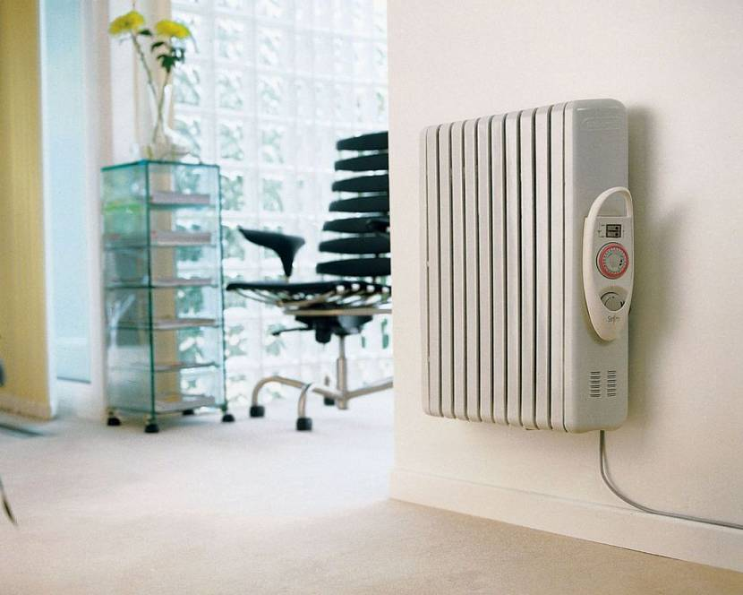 отопление электричеством в частном доме