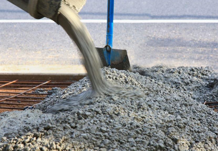 Пластичность бетонной смеси