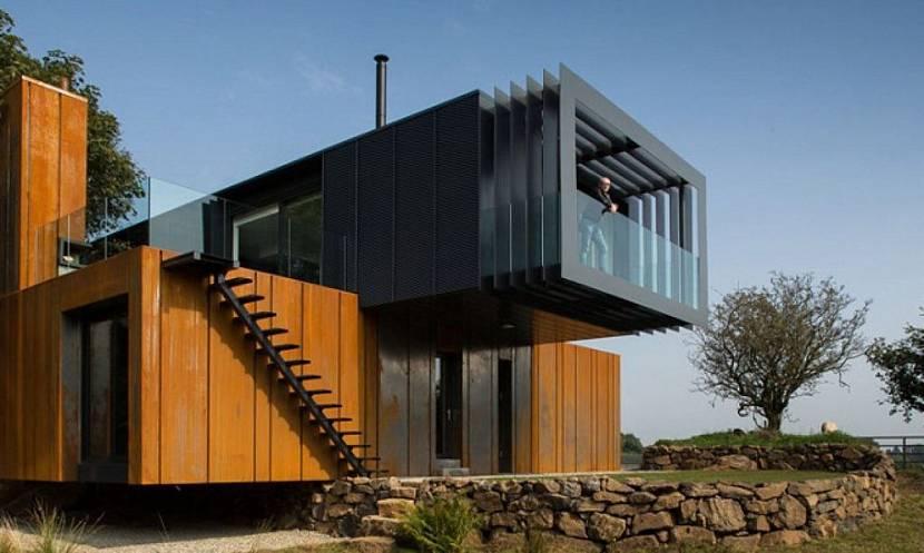технология быстровозводимых домов