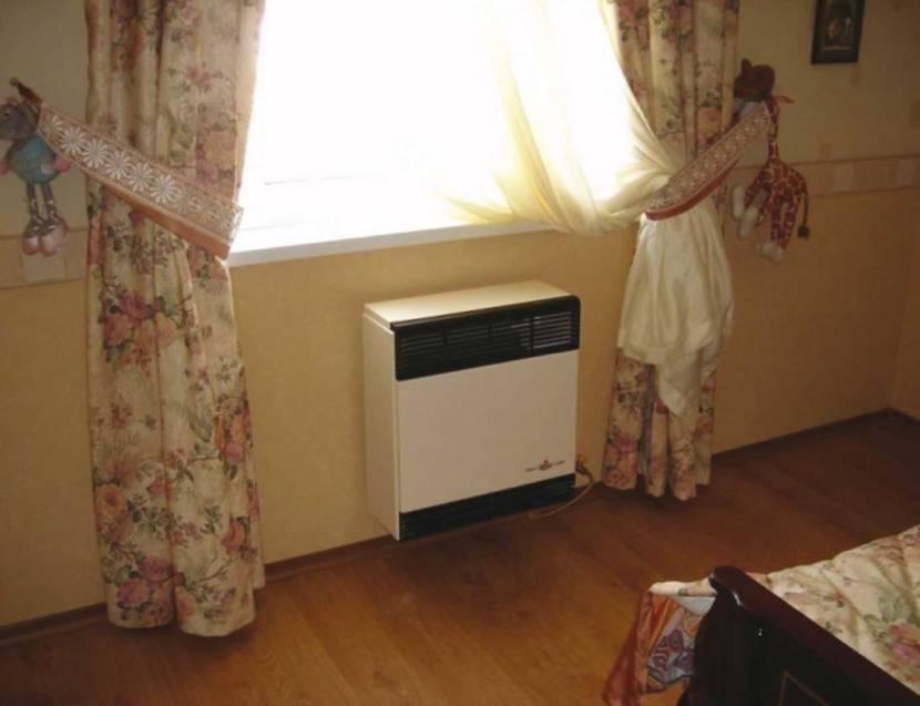 Традиционное расположение радиатора