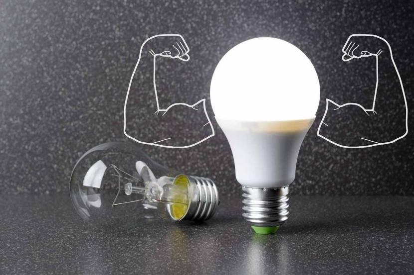 Светодиодная лампа будет работать хорошо, если правильно её подобрать