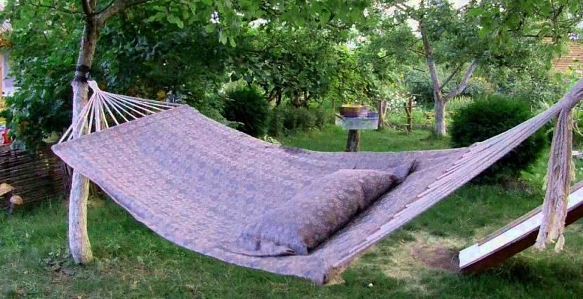 гамак шатер