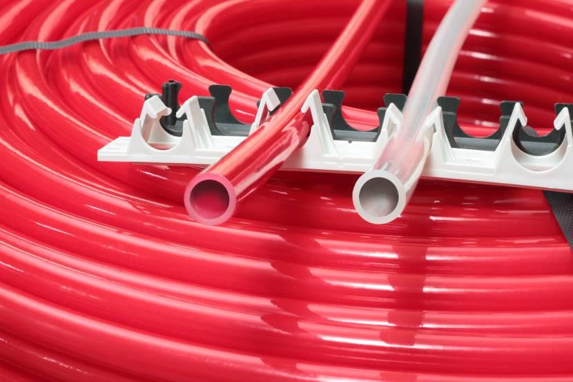 Коррозионностойкие легкие трубопроводы из пластика