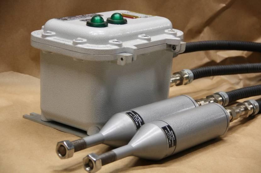 Электрогидроимульсная очистка производится специальным оборудованием